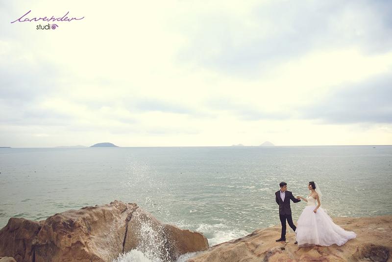 chụp hình cưới tại nha trang