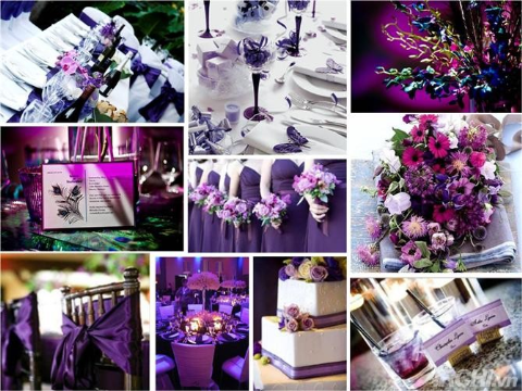 Wedding planner Lavender