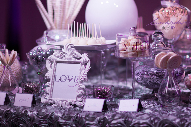 Lavender wedding & event