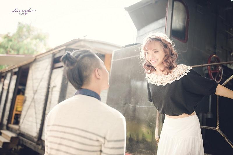 Phong cách chụp ảnh cưới độc lạ 2018
