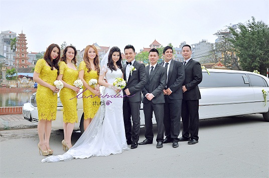 Lavender Wedding planner trọn gói