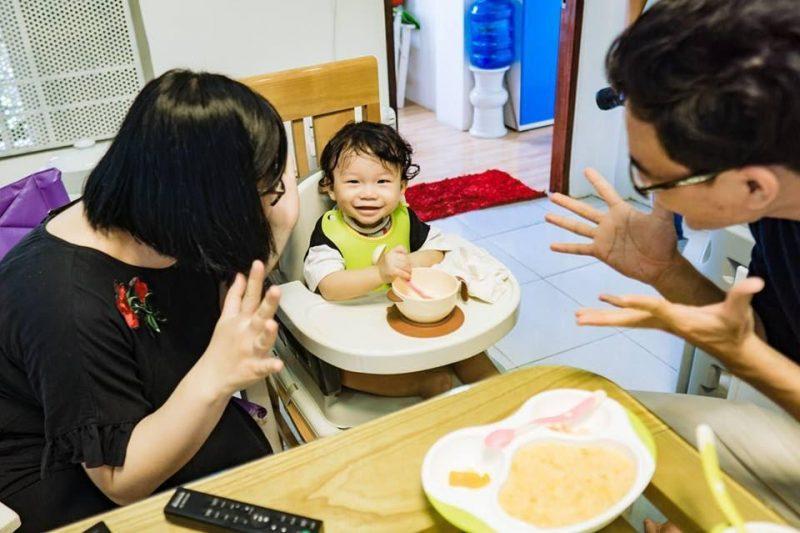 Dịch vụ chụp hình gia đình tại nhà của Lavender