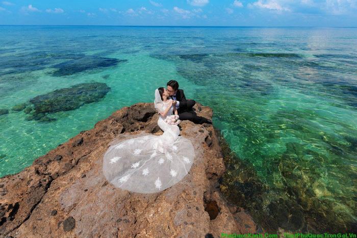 Top 5 địa điểm chụp ảnh cưới đẹp ở Phú Quốc không nên bỏ lỡ