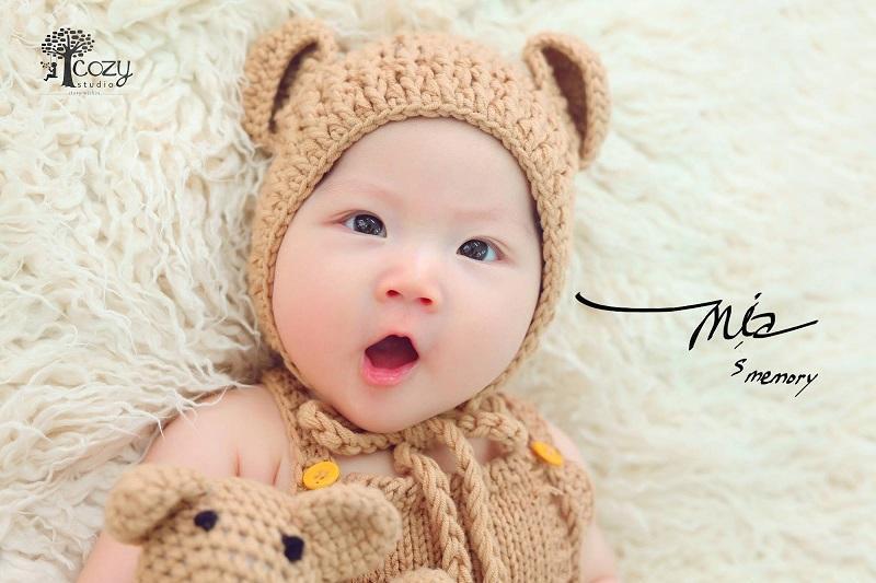 TOP 10 studio chụp hình cho bé đẹp tại HCM bố mẹ nên biết