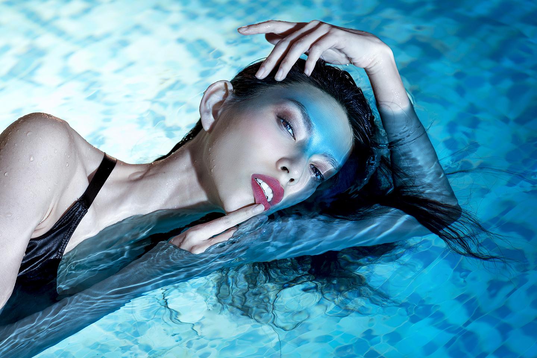 chụp ảnh nghệ thuật dưới nước