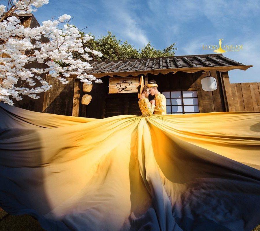 Gợi ý những địa điểm chụp ảnh cưới đẹp Nam Định cho album cưới lung linh
