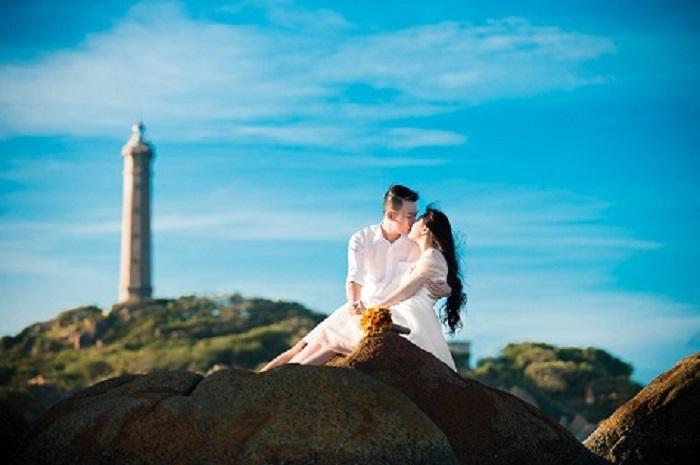 Chụp ảnh cưới đẹp ở Phú Yên