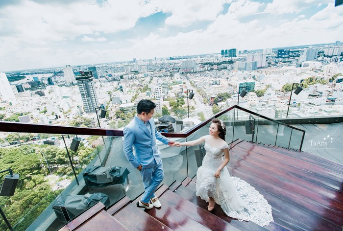 Những địa điểm chụp hình cưới đẹp ở Thành phố Hồ Chí Minh không nên bỏ lỡ