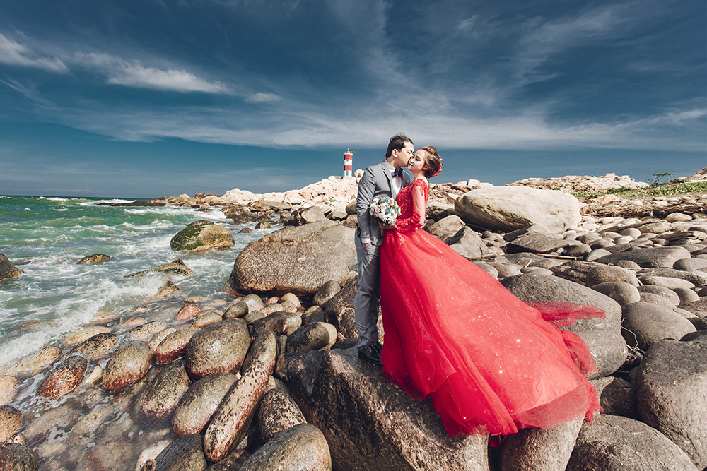 địa điểm chụp hình cưới đẹp ở Phú Yên