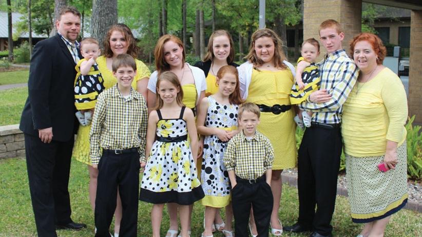 Những ý tưởng chụp ảnh dành cho đại gia đình